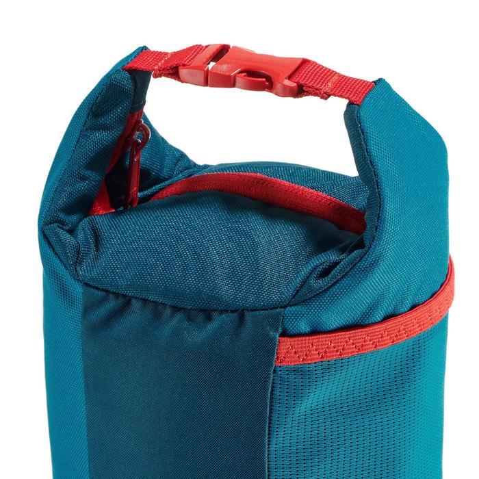 Glacière Lunch box MH100 randonnée (avec 1 boîte alimentaire) 2,3 litres bleu - 1329464