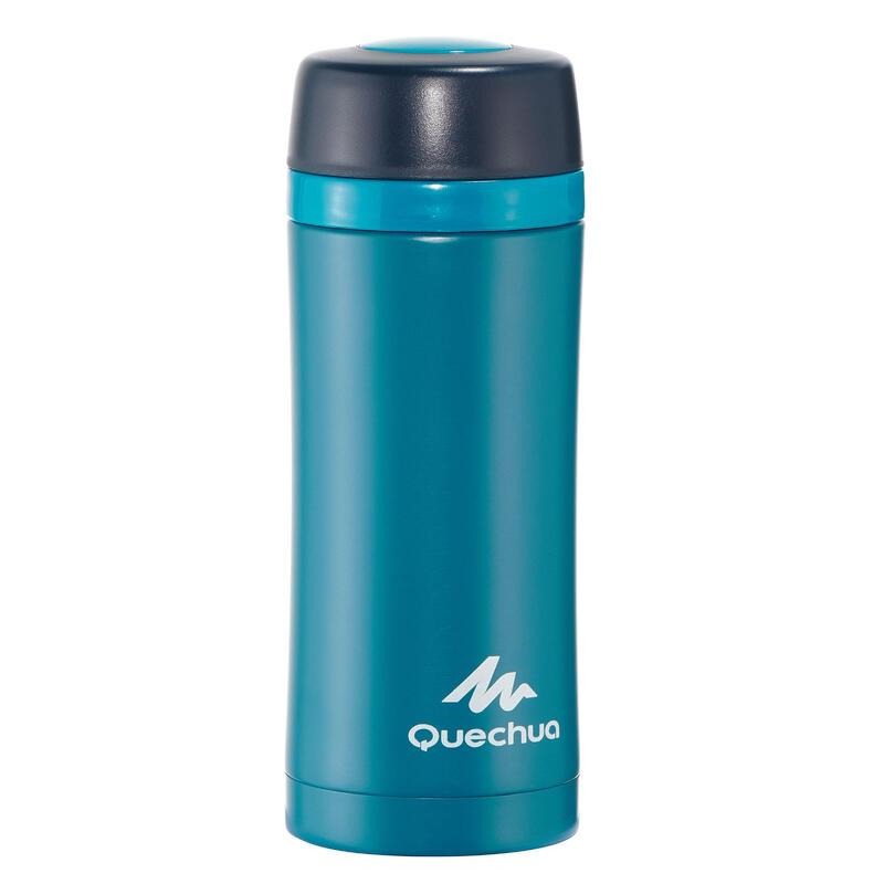 Stainless steel isothermal hiking Mug 0.35 litre blue