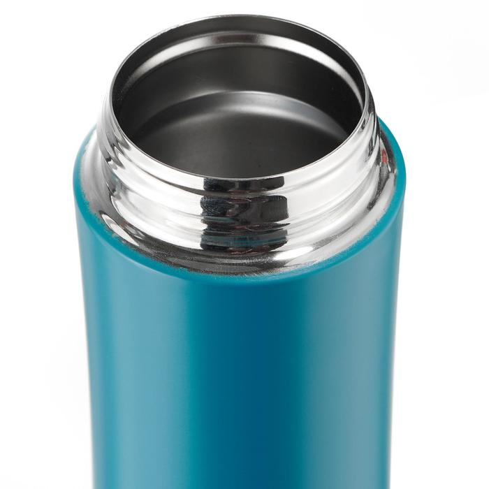 Stainless steel isothermal hiking Mug 0.35 litre blue