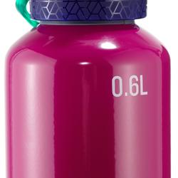 900 0.6 L Aluminium Hiking Bottle with Quick Opening