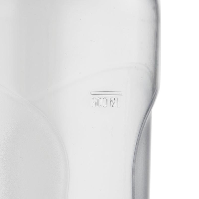 Mountain Hiking Water Bottle 100 Tritan Plastic Screw Top 0.8 L