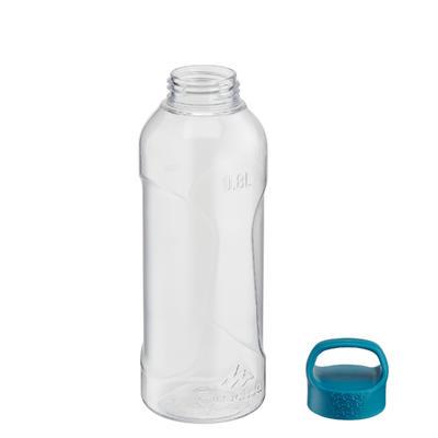 100 Plastic (Tritan) Screw Top Hiking Flask 0.8 L