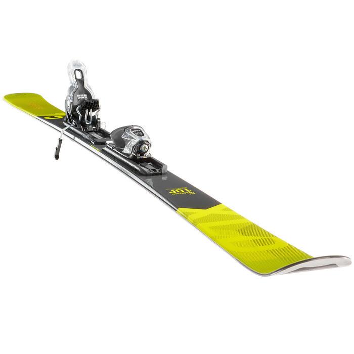Ski 150 Herren gelb