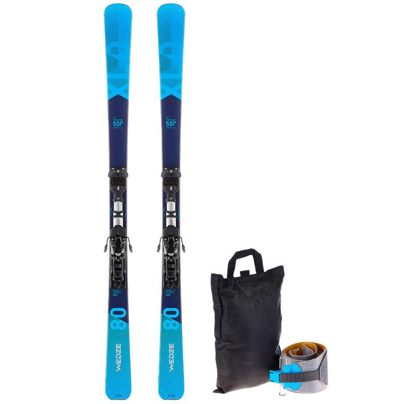SKI TOURING Skialpinismus - SET NA SKIALPINISMUS XLD500 RT WEDZE - Skialpové vybavení