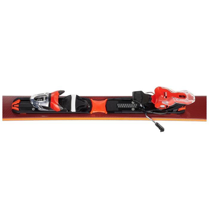 Esquís All mountain hombre XLD 900 rojo