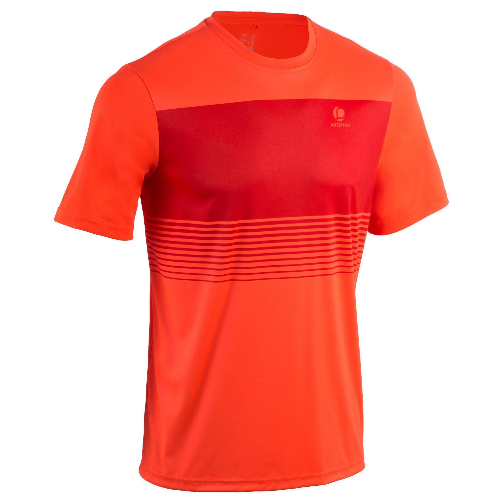 75ad4fa3d19 Artengo T-shirt tennis heren Soft 100 kopen met voordeel - Sport ...