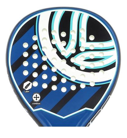 PALA DE PÁDEL PR190 Negro / Azul