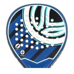 Padelracket PR 190 blauw/zwart
