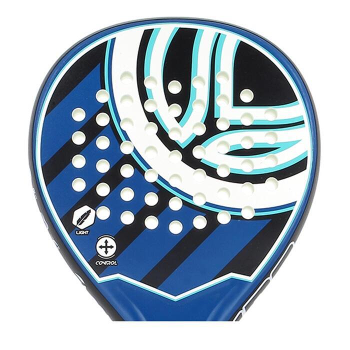 Padelschläger PR190 schwarz/blau