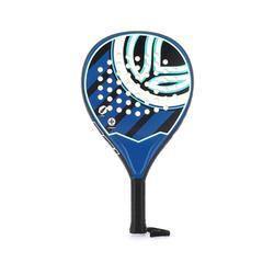 Padel racket PR190 zwart/blauw