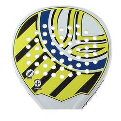 Pala de pádel PR190 negro / amarillo
