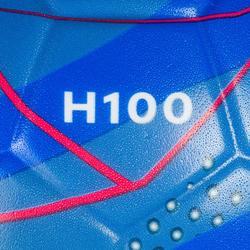 Handball H100 Einsteiger Kinder blau