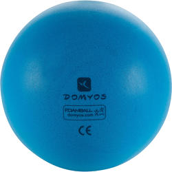 Foam bal blauw