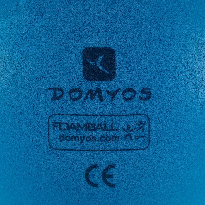 Schaumstoffball blau