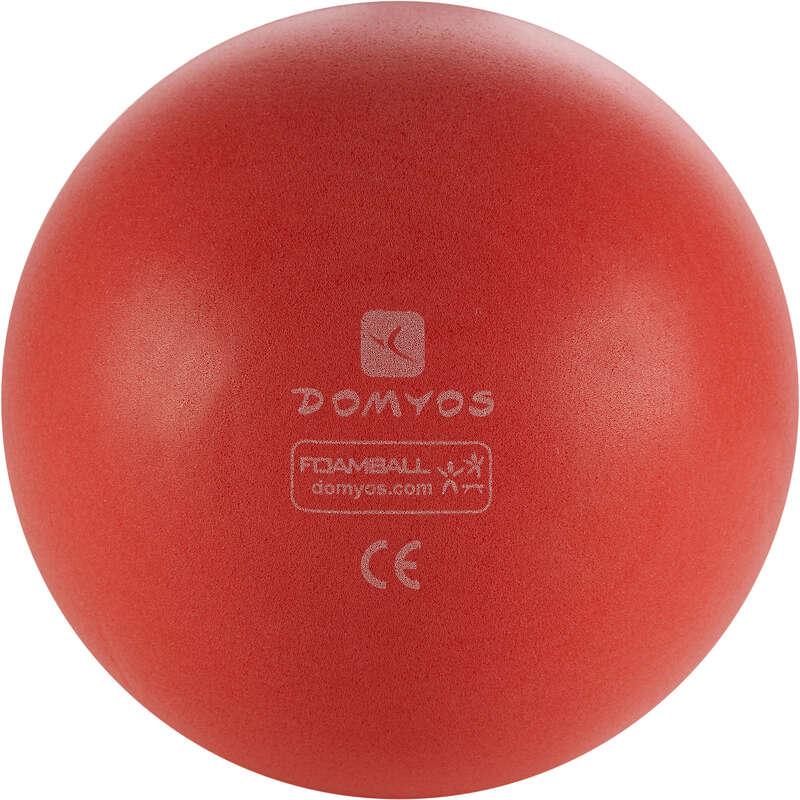 ОБОРУДОВАНИЕ МАЛЫШИ Физкультура - Мяч из пеноматериала розовый DOMYOS - Инвентарь