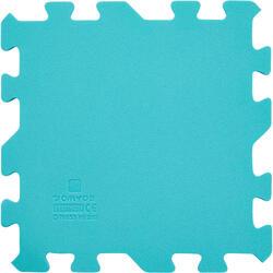 Puzzlematte Babyturnen blau