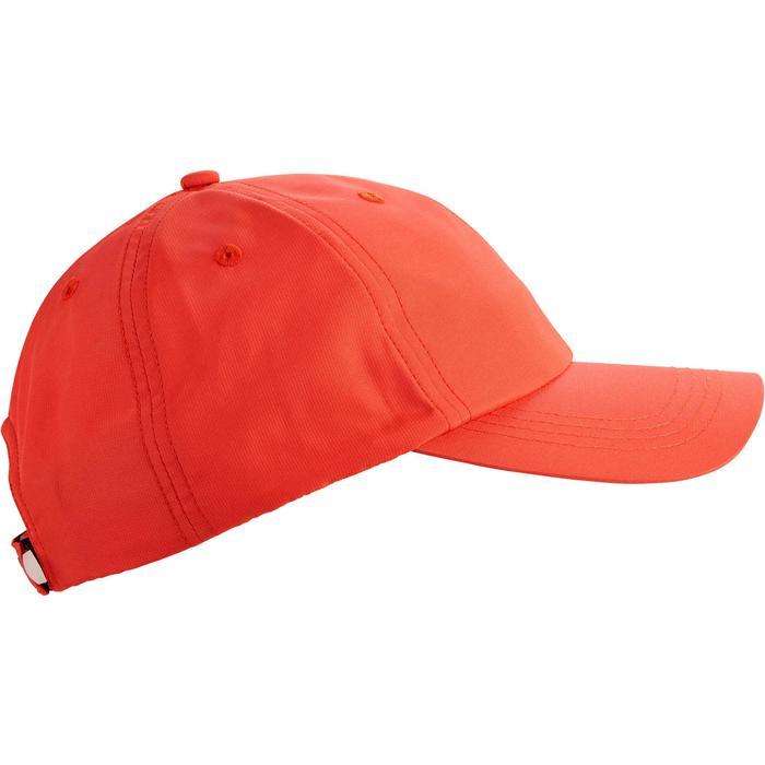 Casquette golf adulte rouge