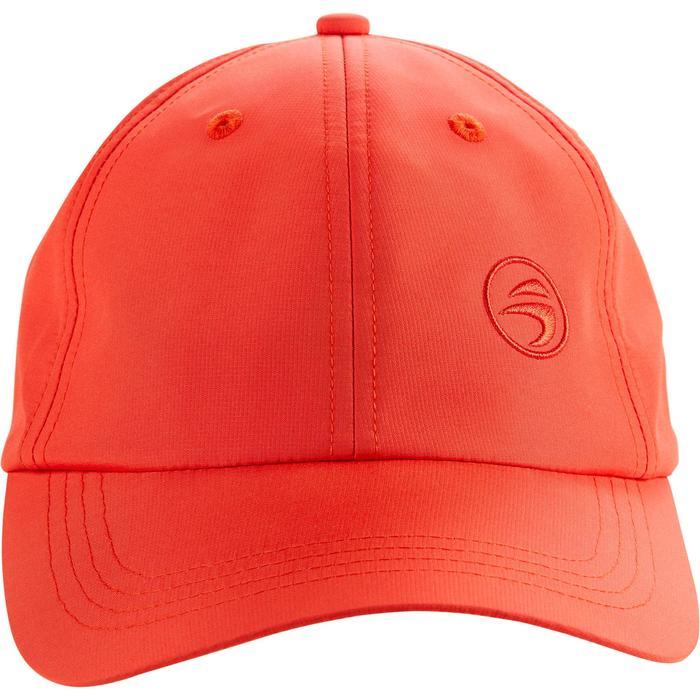 Gorra de golf adulto rojo