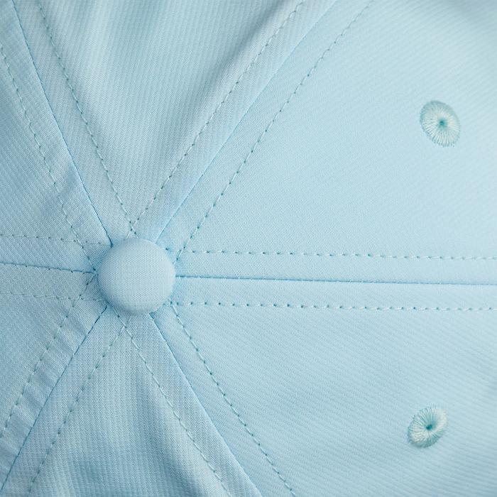 Golfpet voor volwassenen lichtblauw
