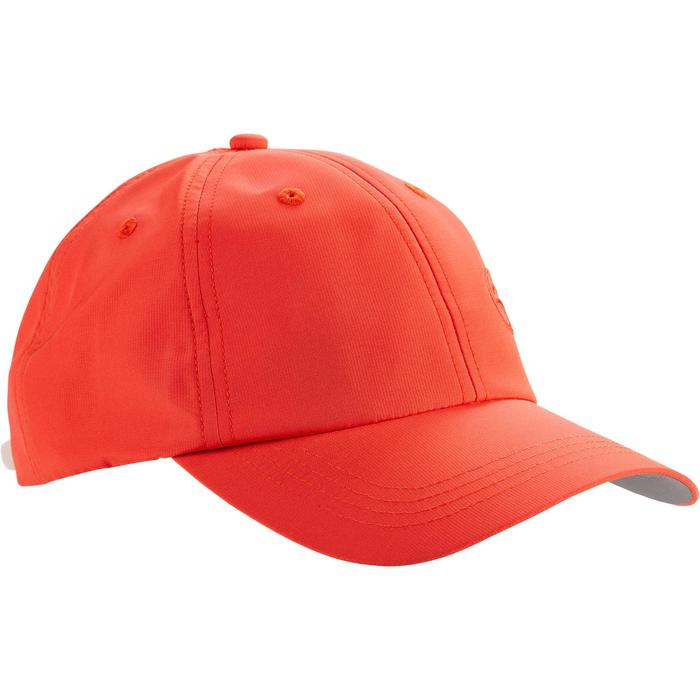 Gorra de golf adulto tiempo caluroso rojo