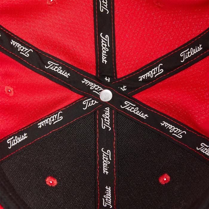 Casquette de golf adulte titleist rouge - 1329763