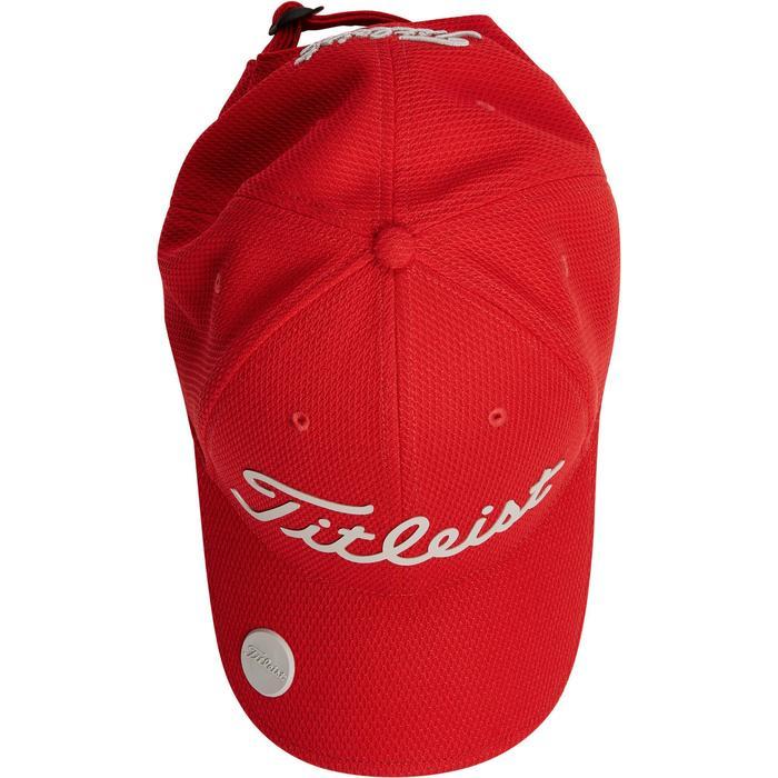 Casquette de golf adulte titleist rouge - 1329802