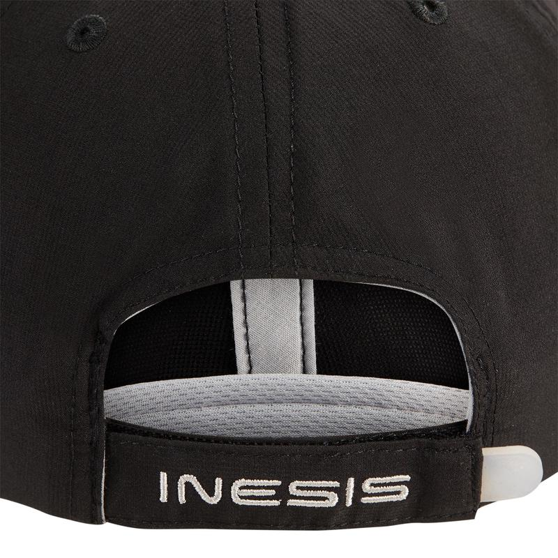 Warm weather golf cap adult black  236f42b4666