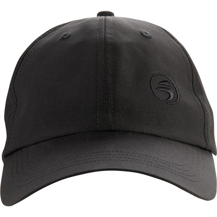 Gorra de golf adulto negro
