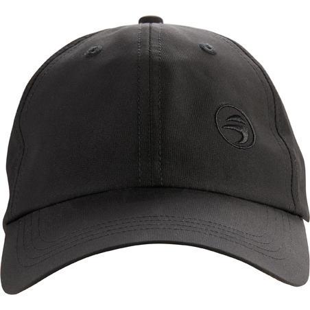 Topi golf cuaca hangat dewasa hitam