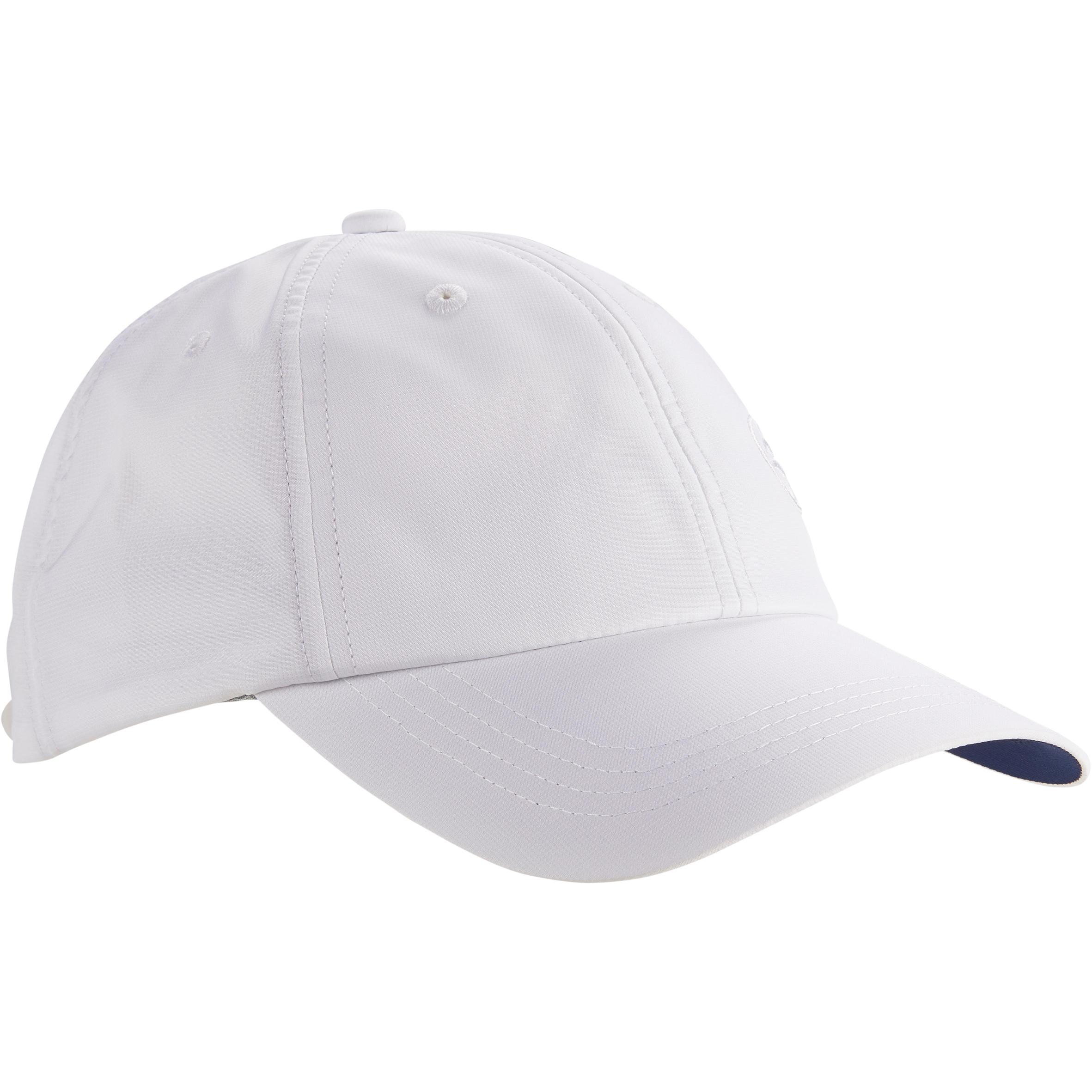 Gorra de golf para adulto - blanco