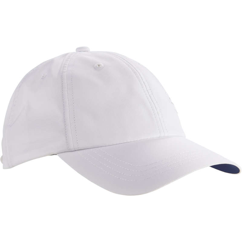 ABBIGLIAMENTO GOLF UOMO TEMPO CALDO Golf - Cappellino golf adulto bianco INESIS - Golf