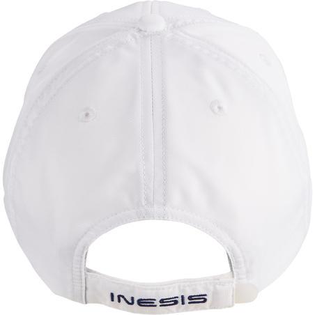 Adult's golf cap WW100 white
