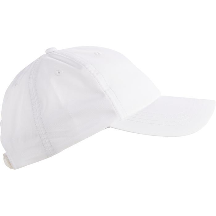 Gorra de golf adulto blanca