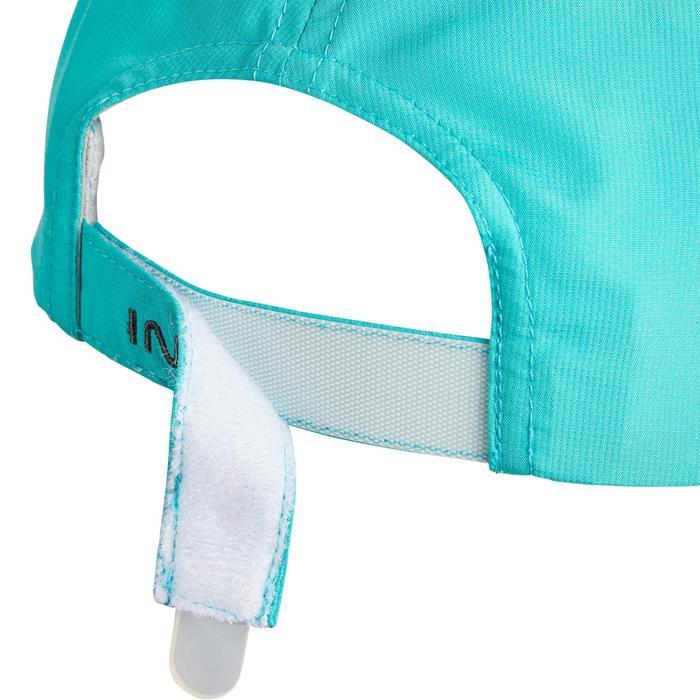 Gorra de golf adulto tiempo caluroso azul turquesa