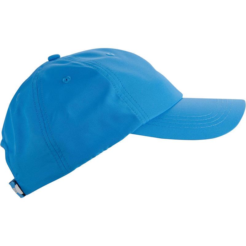 7ac2defbd40 Warm weather golf cap adult blue