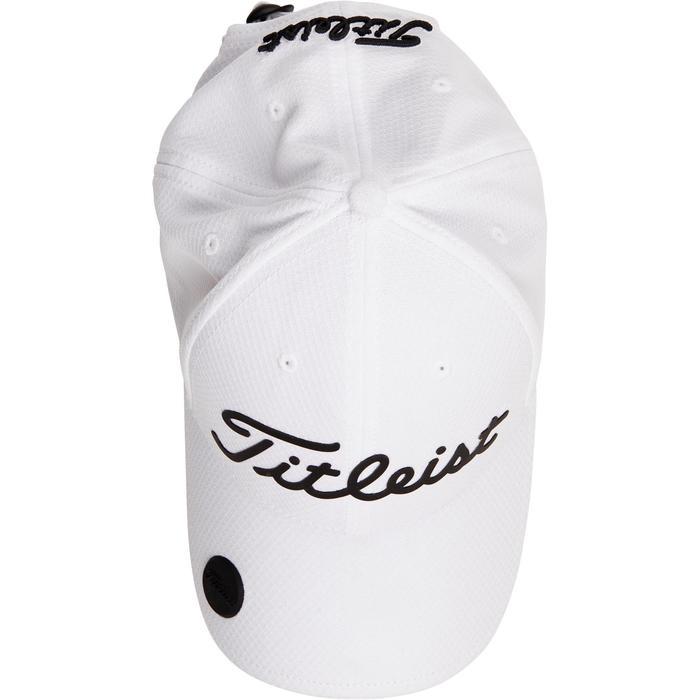 Casquette de golf adulte titleist blanche