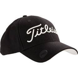 Gorra de golf adulto titleist negro