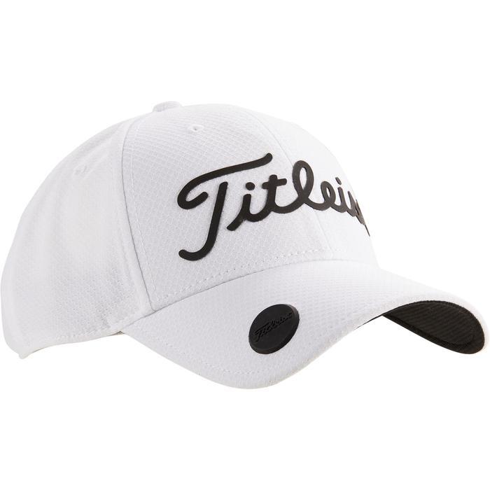 Casquette de golf adulte titleist blanche - 1329882