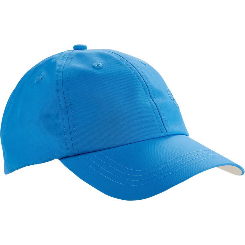 7ac2defbd40 Warm weather golf cap adult blue