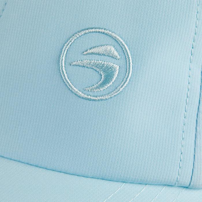 Gorra de golf adulto tiempo caluroso azul celeste