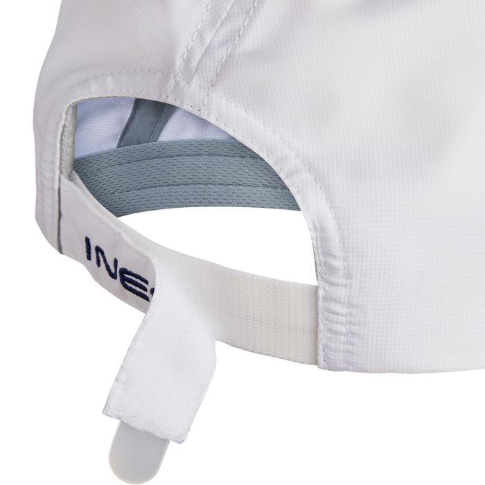 Gorra de golf adulto tiempo caluroso blanca