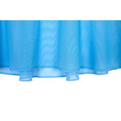Girls' Voile Ballet Skirt - Blue