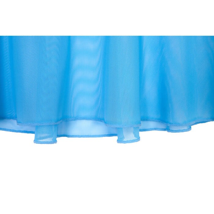 Girls' Voile Ballet Skirt - Blue