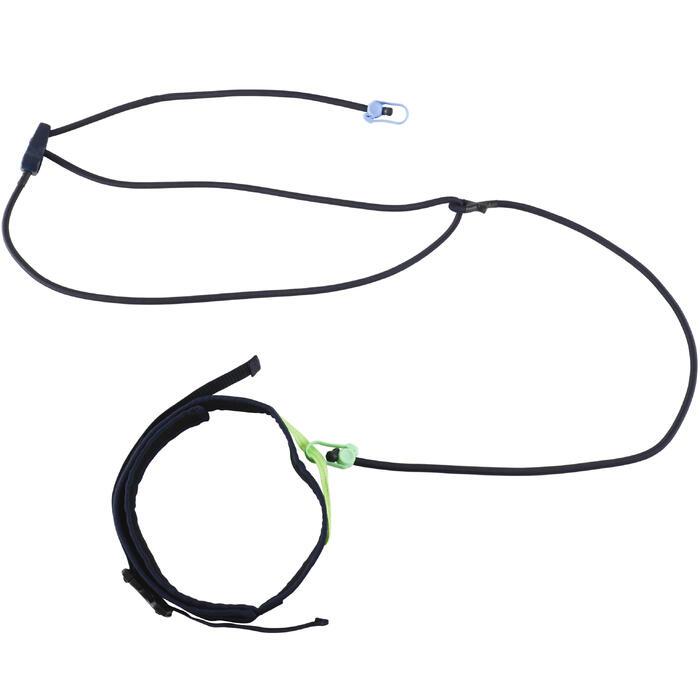 Elástico Natación Nabaiji 500 Cinturón Azul/Verde