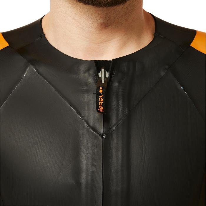Neopreen wetsuit shorty heren zwemsport OWS 900 5/2 koud water