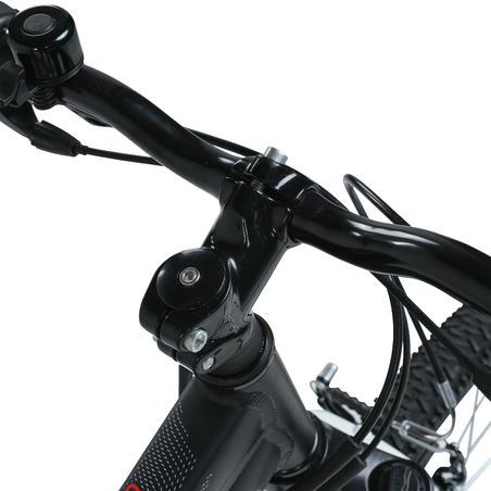 Rockrider ST 100 27.5 21sp Sport Bike - Black
