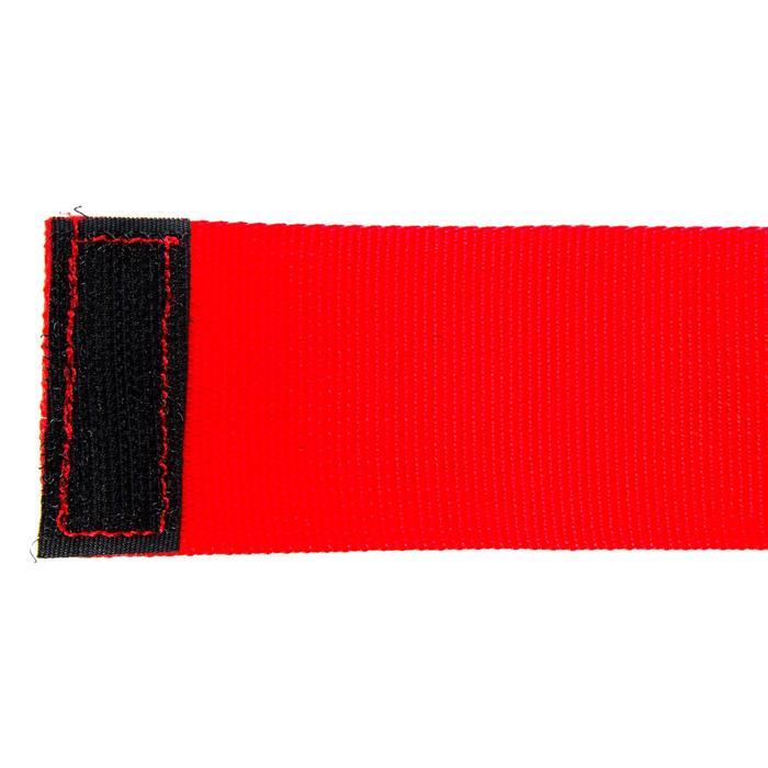 Set flag football AF 100 voor kinderen rood