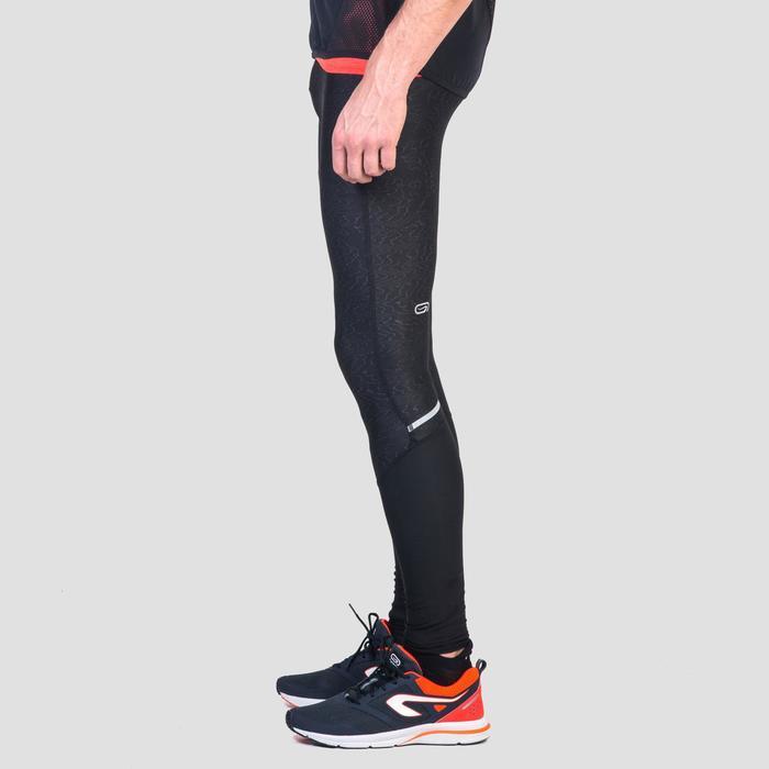 COLLANT RUNNING HOMME RUN DRY+ PRINT NOIR - 1330309