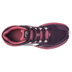 RUN ACTIVE GRIP WOMEN'S JOGGING SHOES BURGUNDY