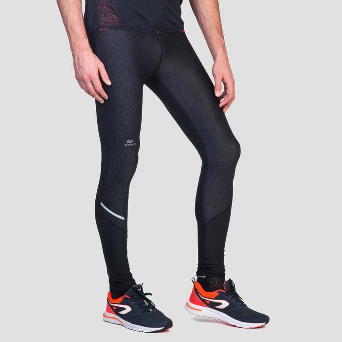 COLLANT RUNNING HOMME RUN DRY+ PRINT NOIR - 1330338